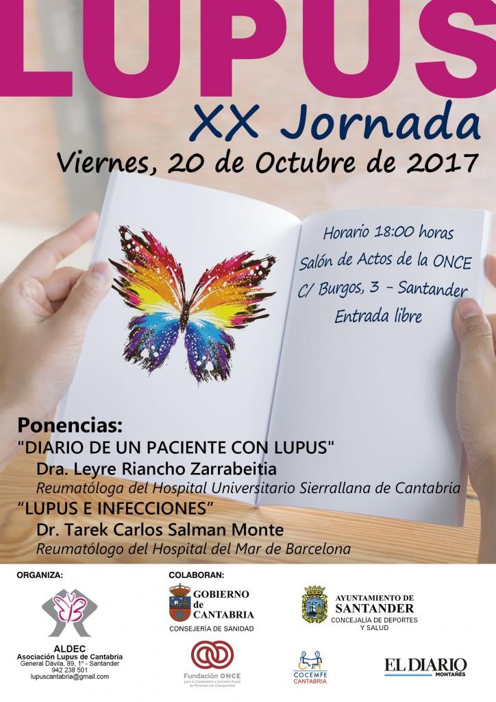 Cartel XX Jornada